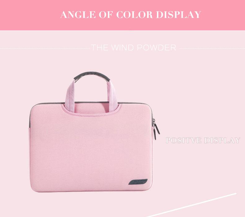 Mặt trước túi chống sốc Breath Simplicity